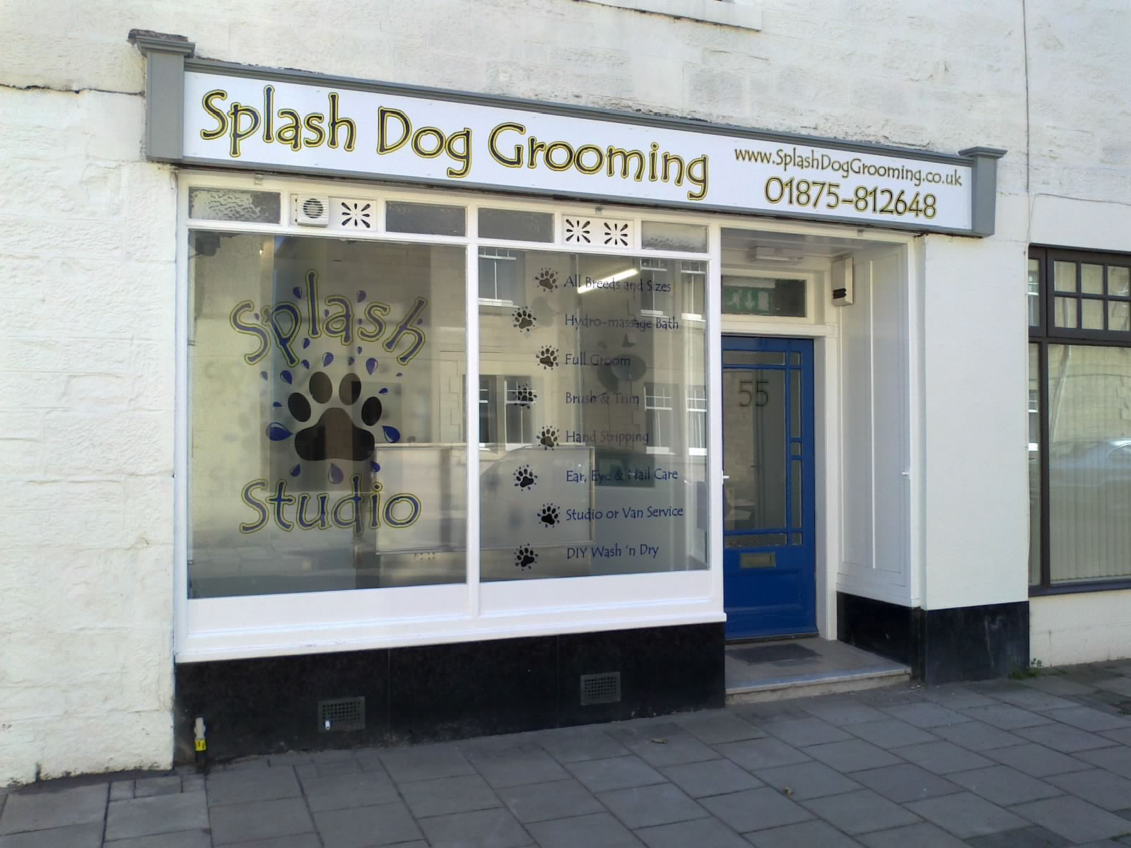 Splash Dog Grooming East Lothian Scotland UK